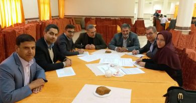 برگزاری جلسه تعیین راهبردهای کلان دانشکده ها